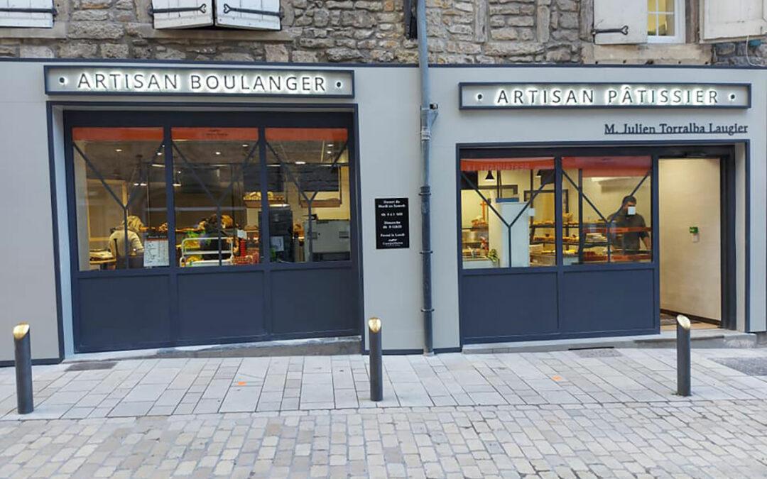 Boulangerie Pâtisserie d'Angiran Stocker dans Mende