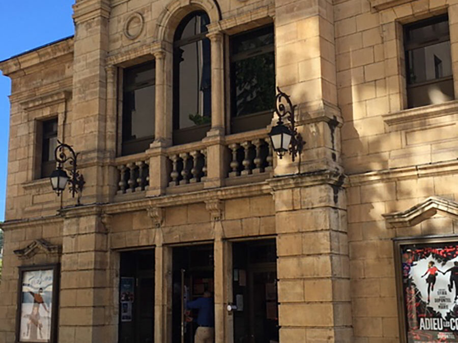 Cinéma Trianon Stocker dans Mende