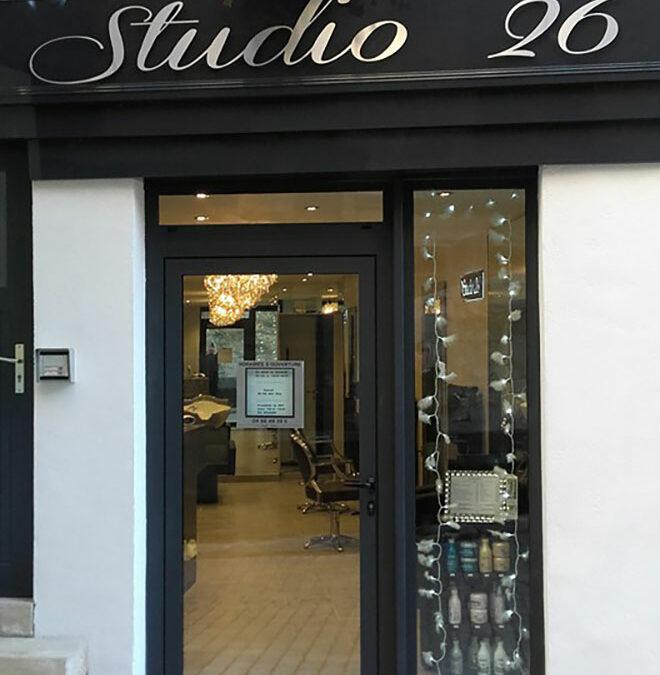 Studio 26 Stocker dans Mende