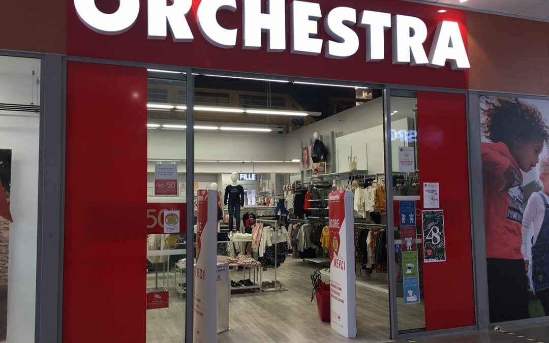 Orchestra Stocker dans  MENDE